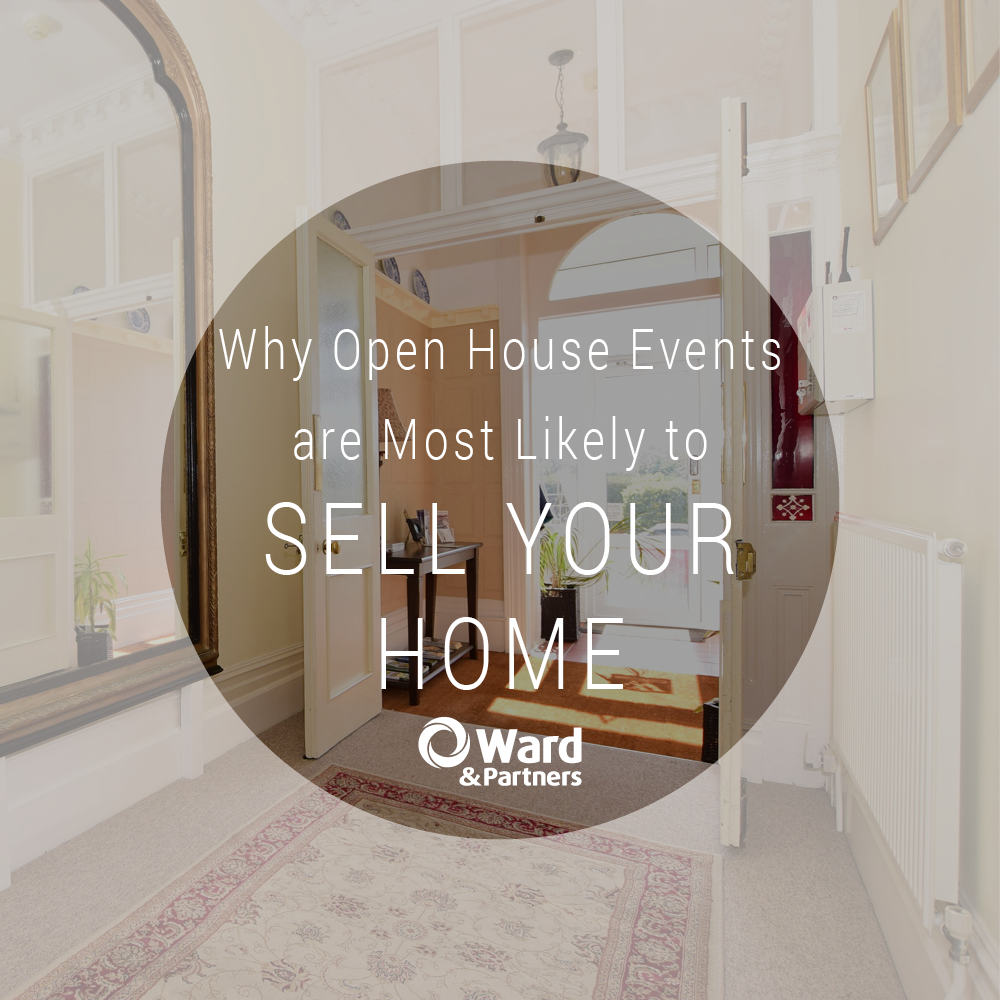 Blog Image Design Why Open House Events Are Most Likely To Sell Your Home WP