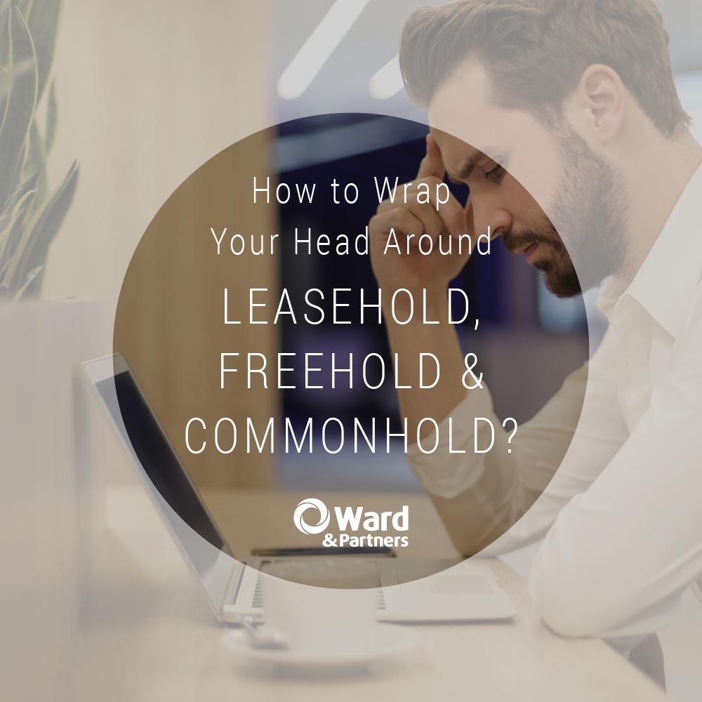 Blog Leasehold Freehold Commonhold WP