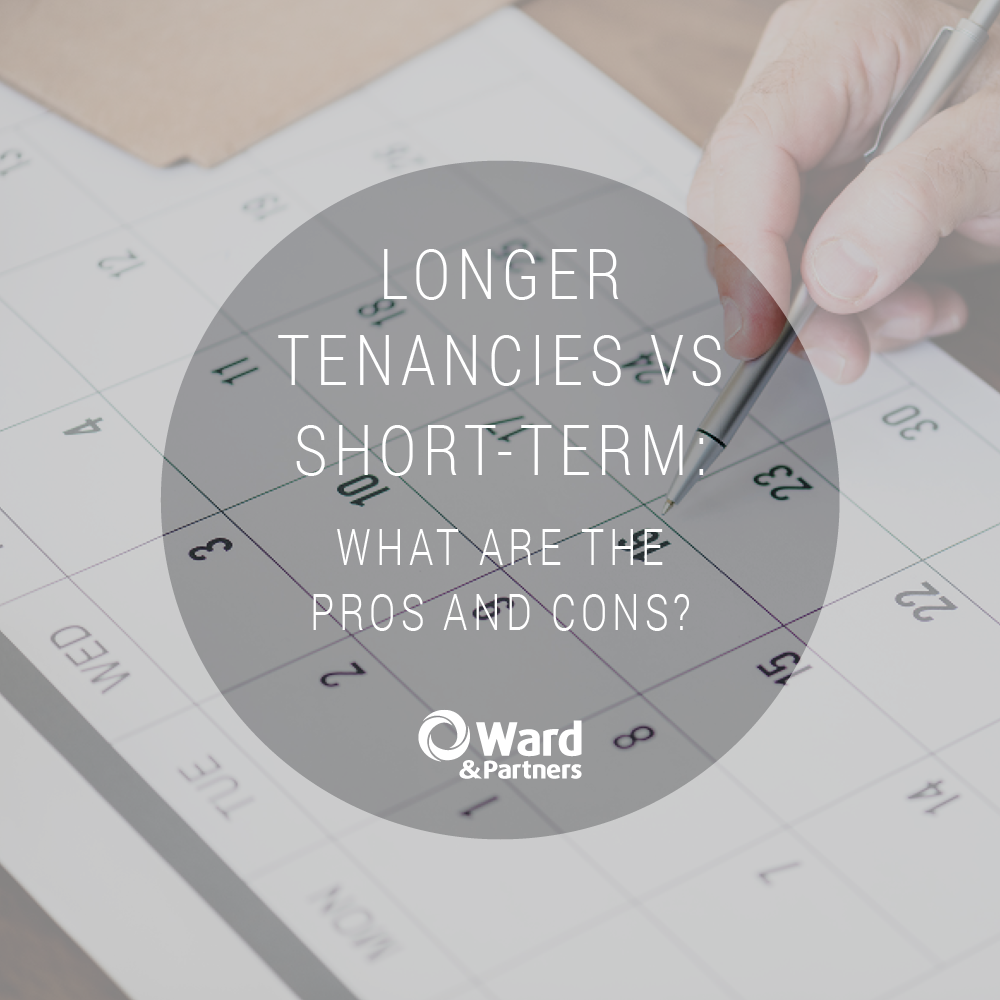 Longer tenancies VS short-term: what's more profitable?
