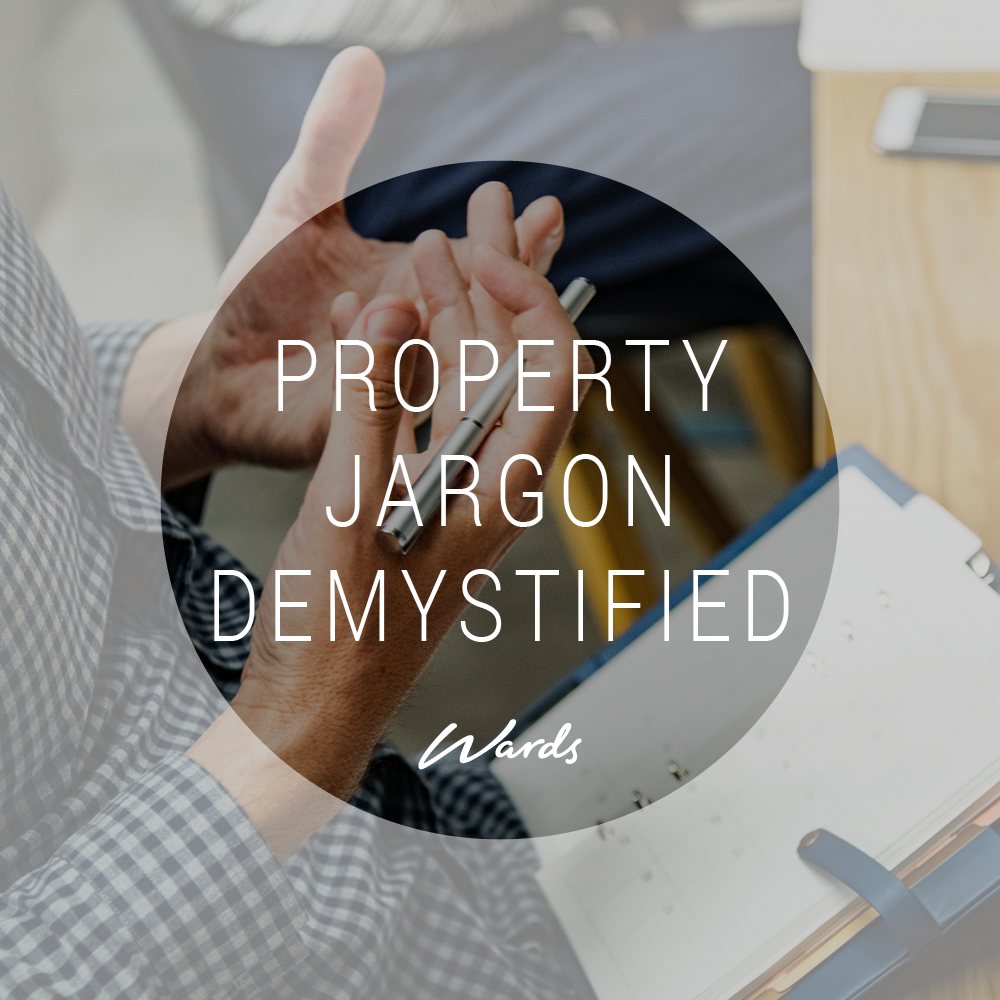 Blog Image Wards Property Jargon Demystified