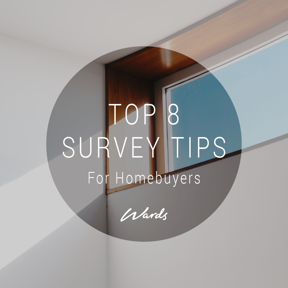 Top 8 Survey Tips for Homebuyers