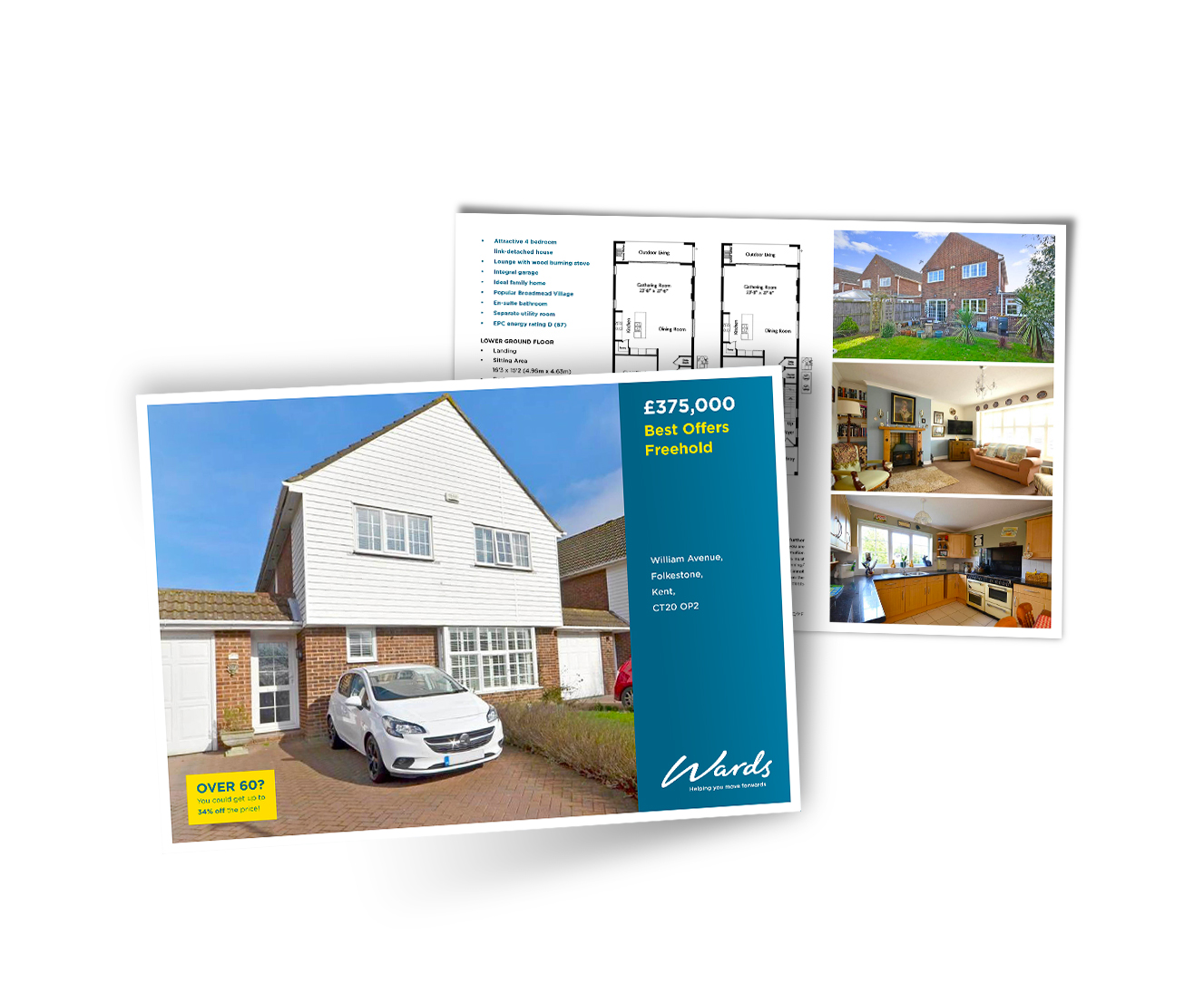 Property Brochure Mock Up 3