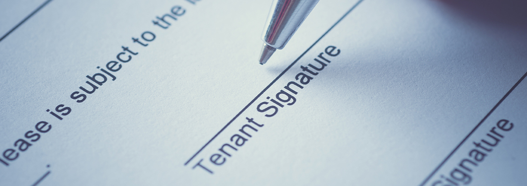 Tenancy Agreement 1