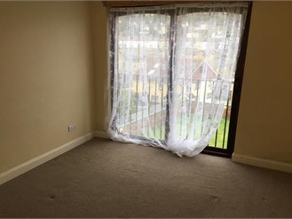 1 bedroom second floor flat in Chatham