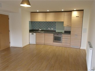 2 bedroom first floor apartment in Greenhithe