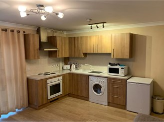2 bedroom ground floor flat in Ramsgate