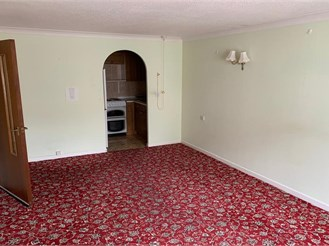 1 bedroom third floor retirement flat in Ramsgate