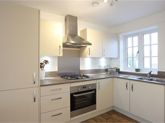 2 bedroom ground floor apartment in Tenterden