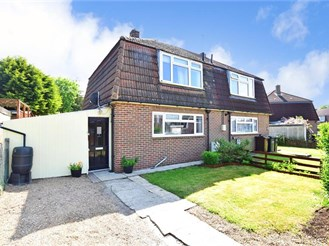 3 bedroom semi-detached house in Higham, Rochester