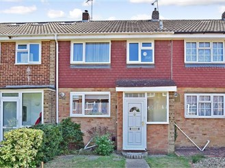3 bedroom terraced house in Rainham, Gillingham