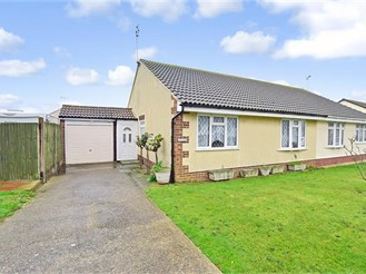3 bedroom semi-detached bungalow in Herne Bay