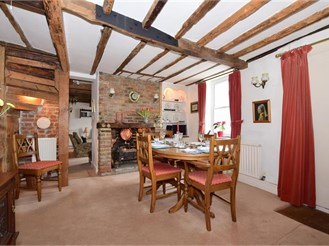 4 bedroom end of terrace house in St Radigunds, Canterbury