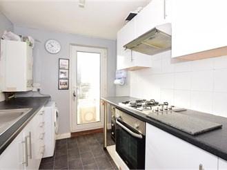 1 bedroom ground floor apartment in Margate