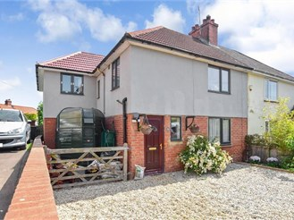 4 bedroom semi-detached house in Woolage Village, Canterbury