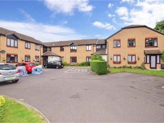 1 bedroom top floor retirement flat in Birchington