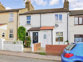 2 bedroom terraced house in Frindsbury, Rochester