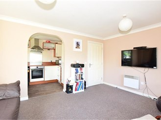 2 bedroom second floor flat in Tovil, Maidstone
