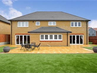4 bedroom detached house in Ryarsh, West Malling