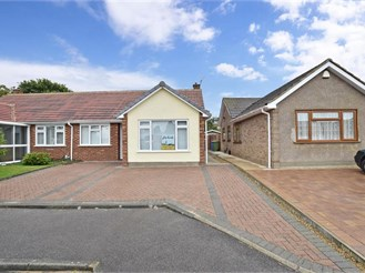 2 bedroom semi-detached bungalow in Kemsley, Sittingbourne