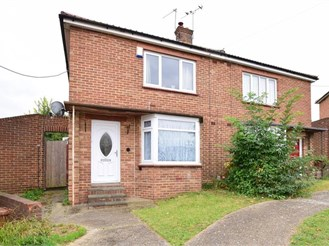 2 bedroom semi-detached house in Rochester
