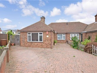3 bedroom semi-detached bungalow in Rochester