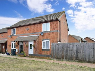 2 bedroom end of terrace house in Hersden, Canterbury