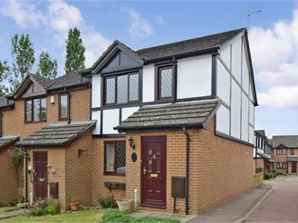 2 bedroom end of terrace house in Sturry, Canterbury