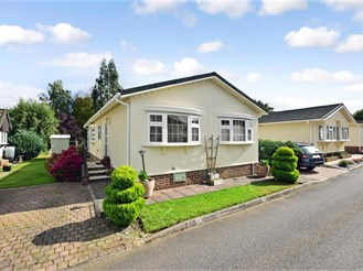 2 bedroom park home in Petham, Canterbury