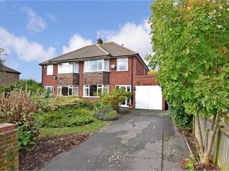 3 bedroom semi-detached house in Walmer, Deal