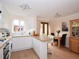 2 bedroom semi-detached house in Eccles, Aylesford