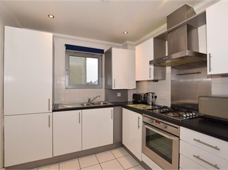 1 bed ground floor apartment in Maidstone