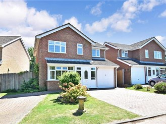 4 bedroom detached house in Lympne, Hythe