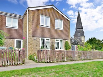4 bedroom end of terrace house in Willesborough, Ashford