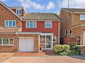 3 bedroom semi-detached house in Chatham