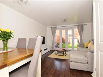 2 bedroom terraced house in Boughton Monchelsea, Maidstone
