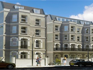 2 bed fourth floor apartment in Cliftonville, Margate