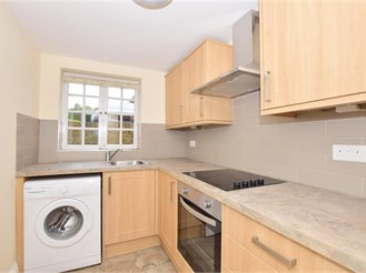 Ground floor studio apartment in Eynsford