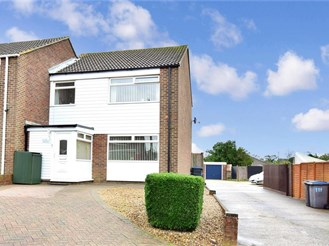 3 bedroom end of terrace house in Capel-Le-Ferne, Folkestone