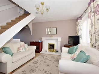 2 bedroom end of terrace house in Poets Development, Larkfield