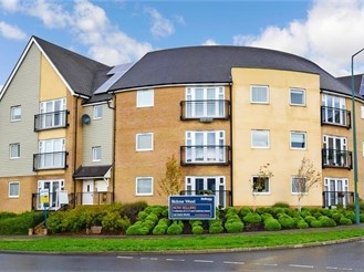 1 bed second floor apartment in Maidstone