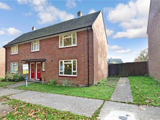 2 bedroom semi-detached house in West Malling