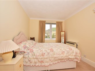 1 bed ground floor flat in Faversham