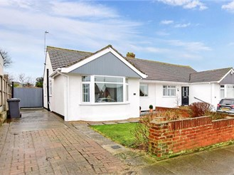 2 bed semi-detached bungalow in Herne Bay
