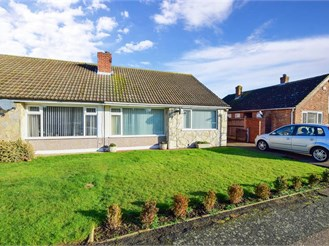 2 bed semi-detached bungalow in Herne, Herne Bay