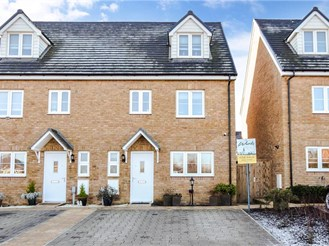 4 bed town house in Coxheath, Maidstone
