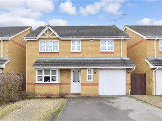 4 bed detached house in Sittingbourne