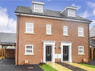 3 bed semi-detached house in Whitfield, Dover