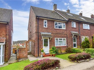 2 bed end of terrace house in Tunbridge Wells