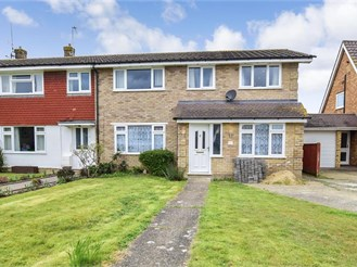 4 bed end of terrace house in Staplehurst, Tonbridge