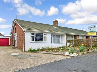 2 bed semi-detached bungalow in Maidstone
